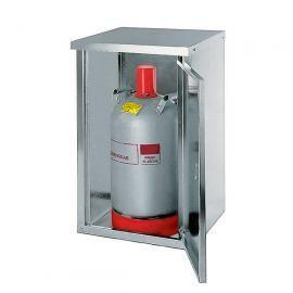 Opstelkast voor propaangasflessen