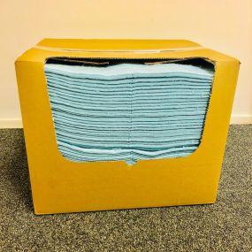 Olie Absorptiedoek 40x50cm (200 stuks)