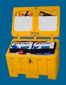 OPA 90 Oil Spill Kit 7-barrel 1100 liter
