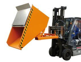 Kantelbak / Kiepcontainer (Type EXPO) 0,30m3 - 126x77x83cm
